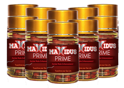 Maxidus Prime Male Enhancement 10PK