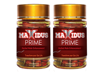 Maxidus Prime Male Enhancement 2PK