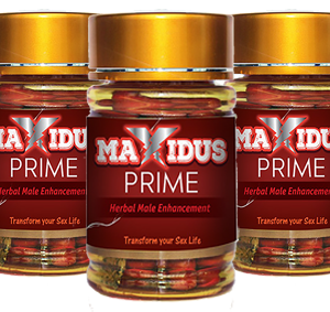 Maxidus Prime Male Enhancement 3PK