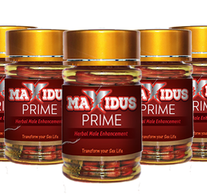 Maxidus Prime Male Enhancement 5PK