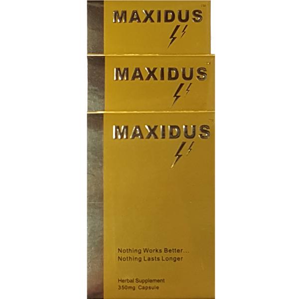 Maxidus | What Is ED | How to Last Longer in Bed | Penis Enlargement