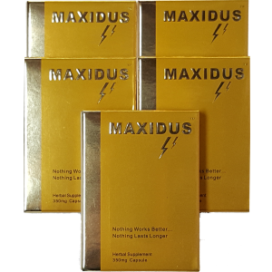 Rock Hard Male Enhancement | Natural Male Enhancement | Maxidus